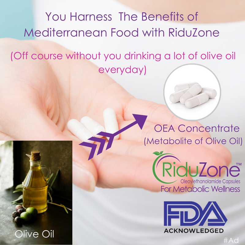 RiduZone for better way of supplementing OEA for Health